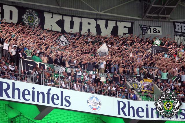 Borussia Monchengladbach Wobh1112-027
