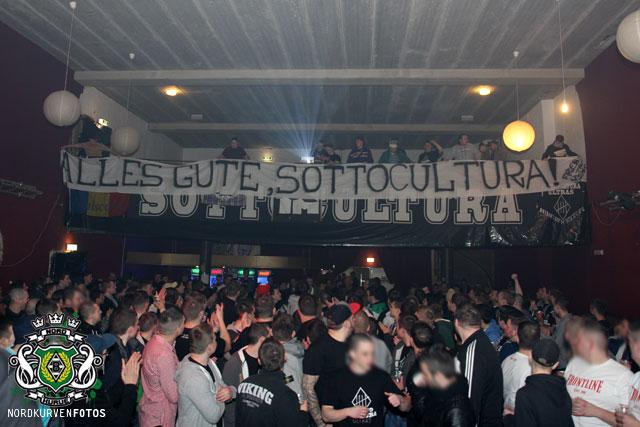 Sottocultura Ultras